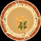 Дворцовый паркет Роза