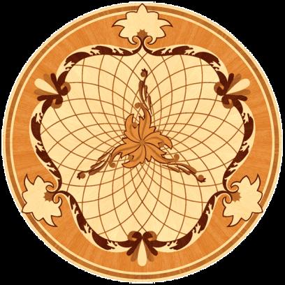 Паркет дворцовый Эсмиральда