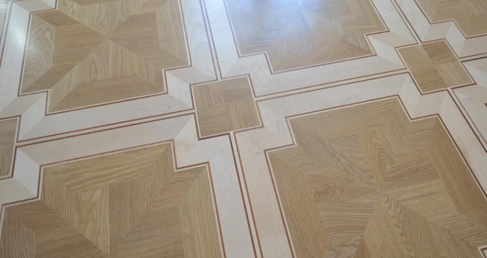 Паркет геометрический Таврия
