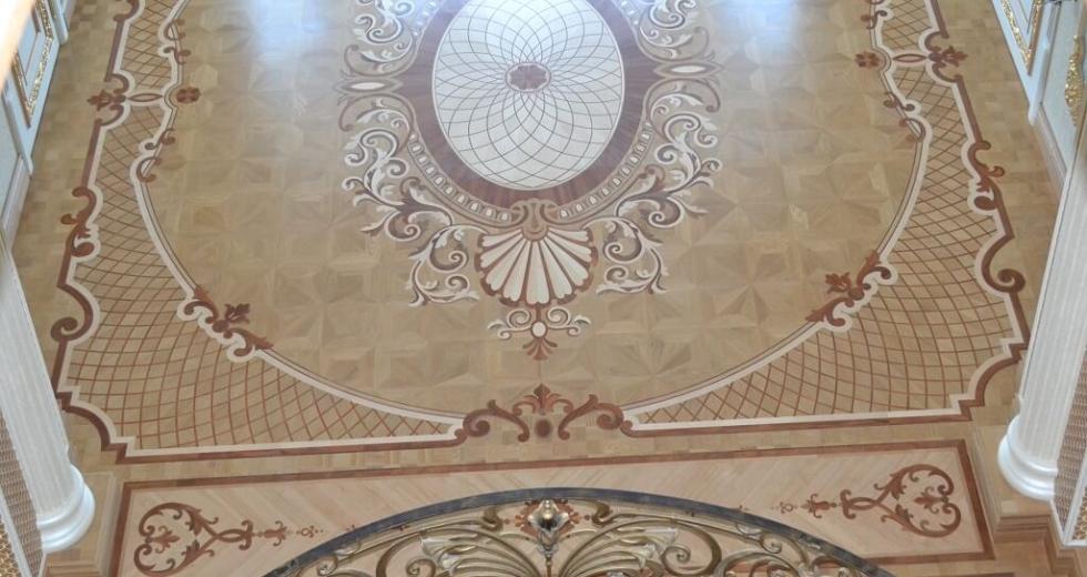 Дворцовая композиция