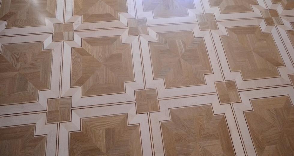 Паркет геометрическийТаврия