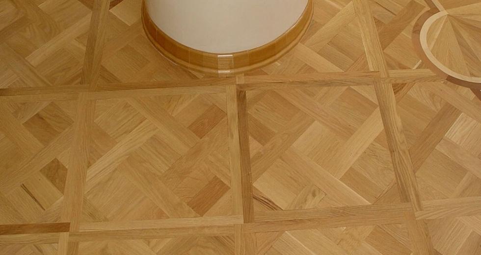 Паркет геометрический Версаль